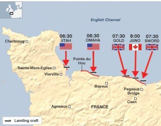 Normandie 7 라이언 일병 구하기