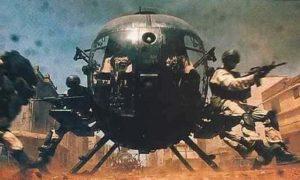 블랙 호크 다운 다시보기 | 2001년 작품 역대급 전쟁 영화
