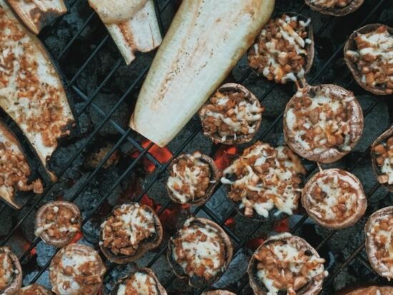 건강에 좋은 음식 grill eggplant 1