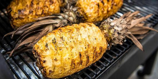 grill pineapple 2