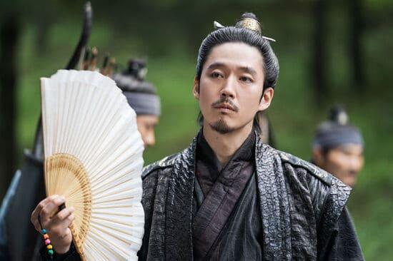 king teajong 3