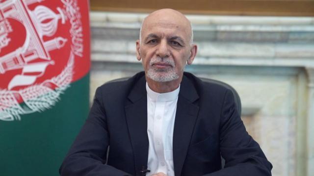 아프가니스탄 역사 아프가니스탄 마지막 대통령