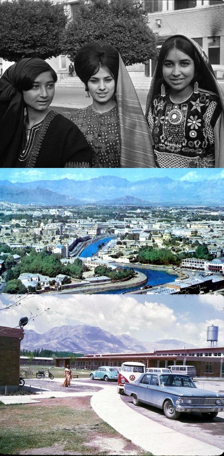 아프가니스탄 역사 1970년대 1