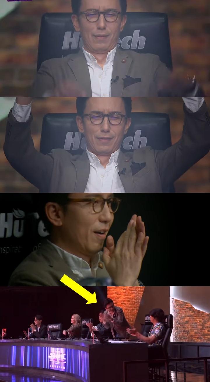 유희열 심사위원이 기립박수 친 이유